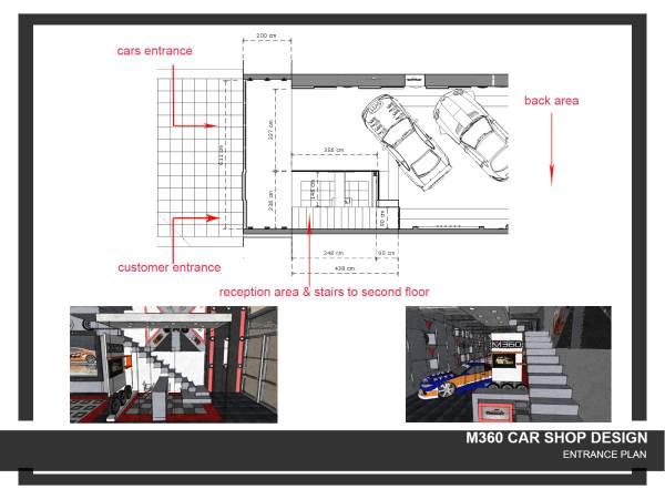 Image M360 Car Shop Design (1)