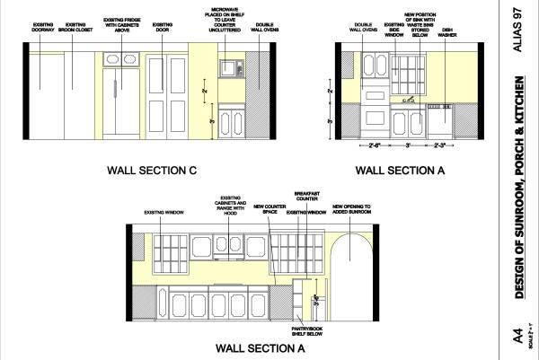 Image Sunroom, Porch & Kitchen (1)