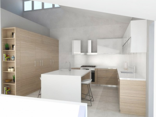 Image Kitchen/GR FP Remodel
