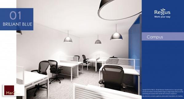 Regus Campus Office