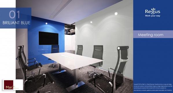 Image Regus Boardroom