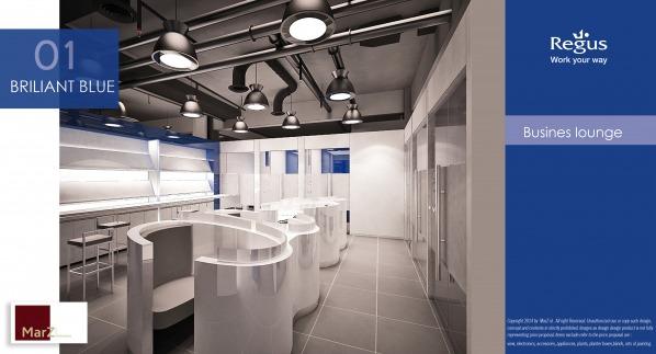 Image Regus Business lounge