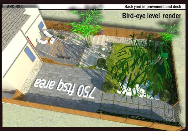 Image BIRD-EYE LEVEL VIEW