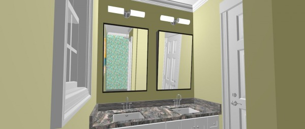 Image Bathroom Redesign!