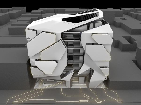Image Divergent Building (2)