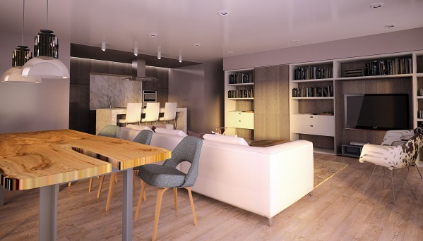 Image New Apartment (shell a... (0)