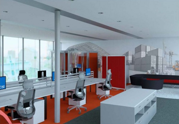 Image Bathco's New Office - ...