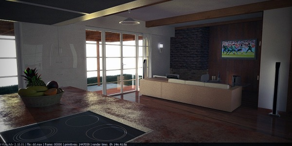 Image Living Room and Kitchen (1)