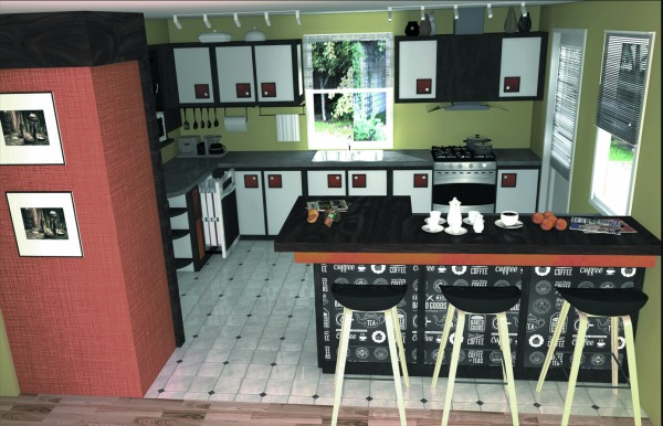 Image Jodi's Updated Kitchen (0)