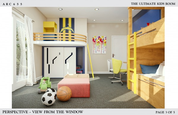 Image The Ultimate Kids Room (2)
