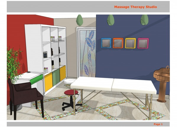 Image Massage Therapy Studio