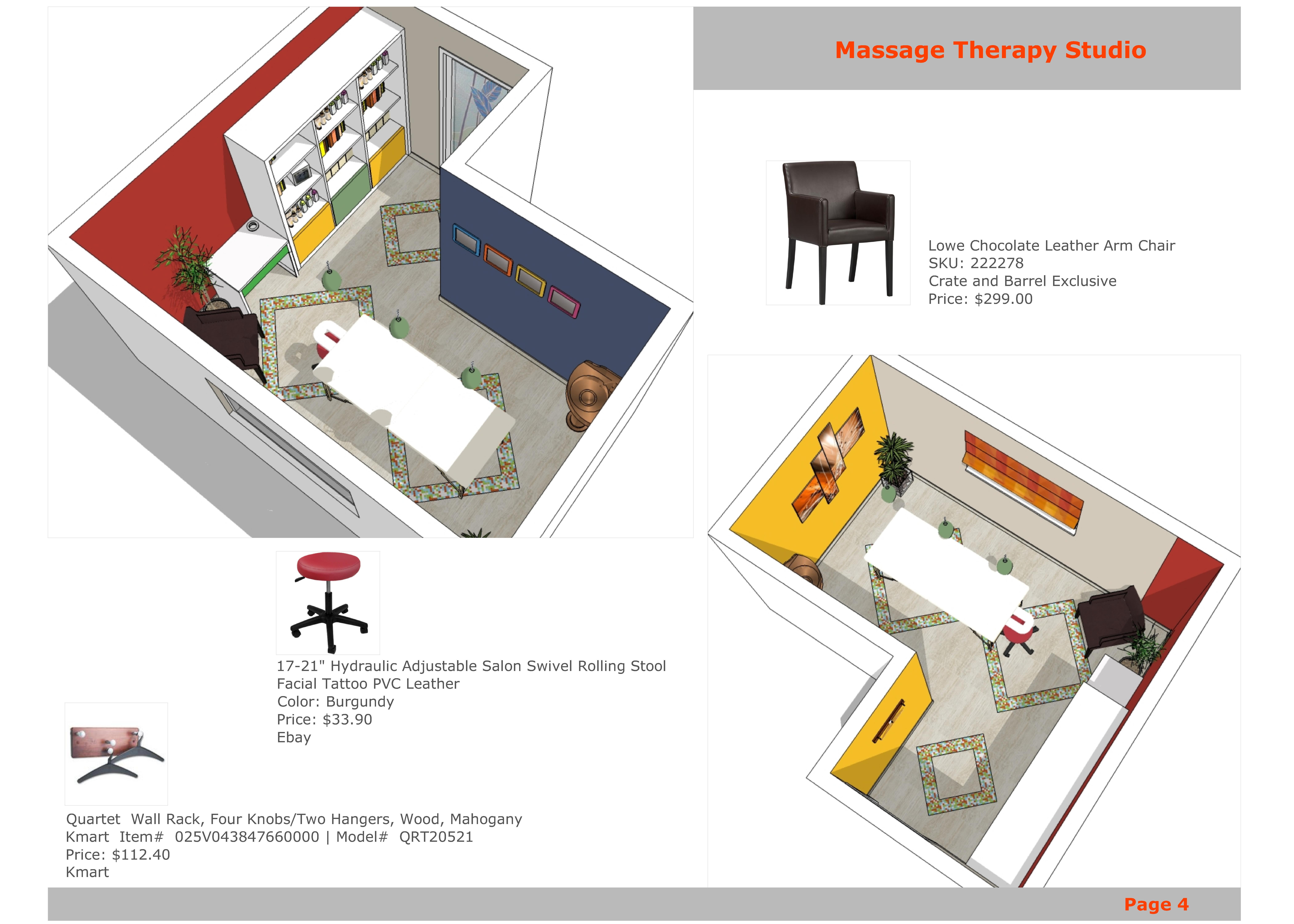 Home Interior Design Project designed by Gordana Potezica ...