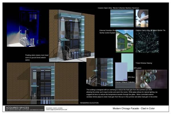 Image Modern Chicago Facade (2)