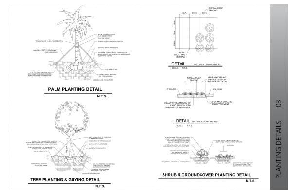Image Planting details