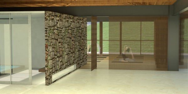 Image Yoga Room