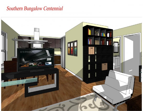 Image Southern Bungalow Cent...