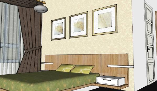 Multiple Rooms Designed By Design Arch Interior Design Bedroom And Tv Room Au Arcbazar