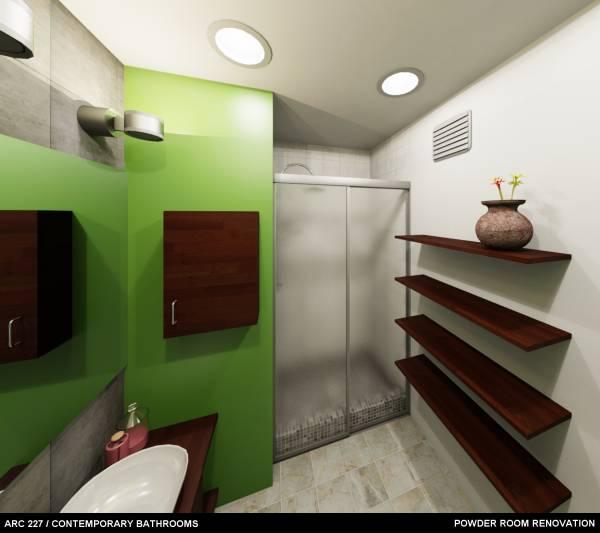 Image Contemporary Bathrooms (1)