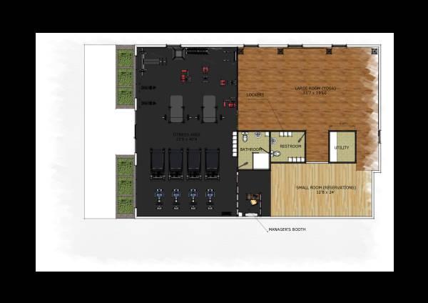 Image Floor Plan: 1/4&am...
