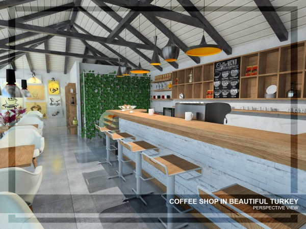 Image Coffee Shop in Beautif...