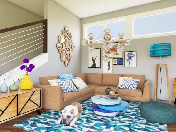 Image Living Room/Back Entry