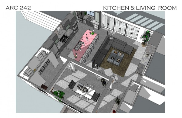 Image Living Room and Kitchen (2)