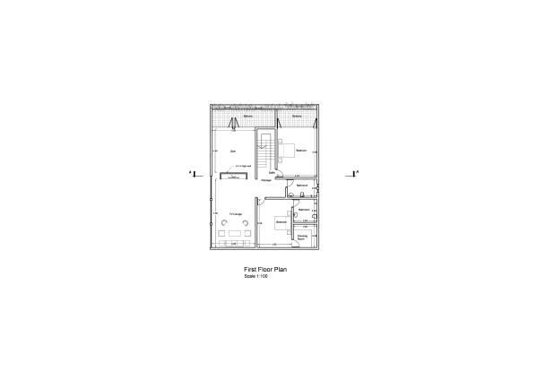 Image First Floor - Unit B