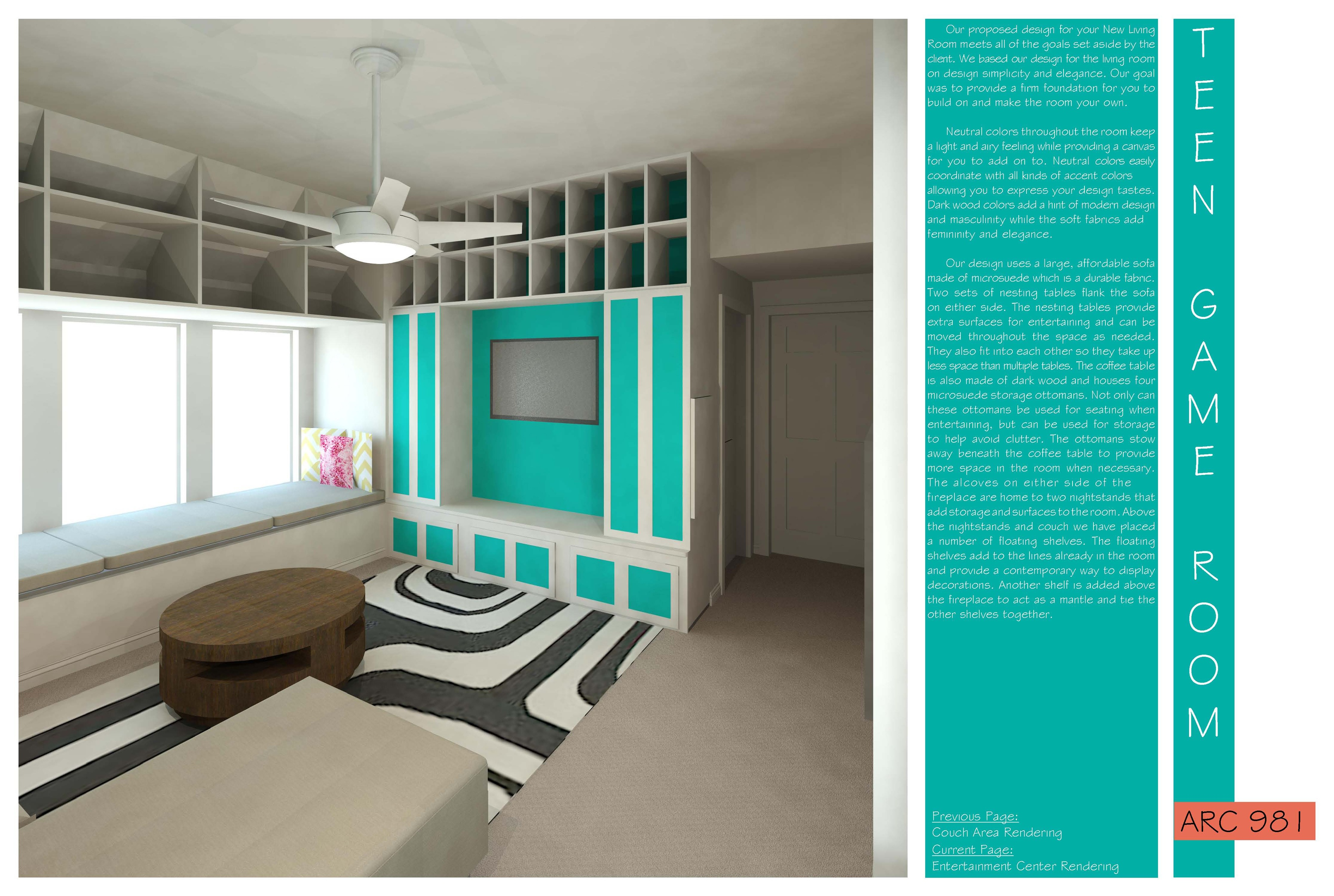 Home Interior Design Project designed by C + P Design - Toddler