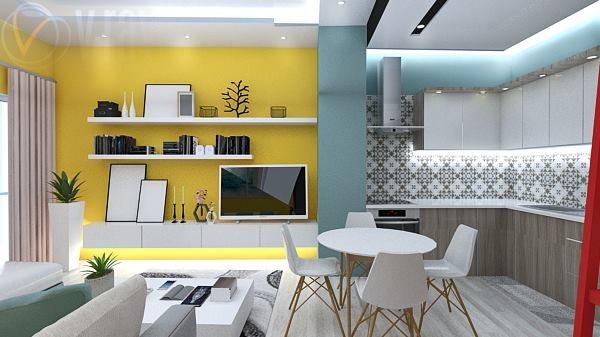 Image Living room & Bedroom (1)