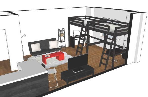 Image IKEA Apartment