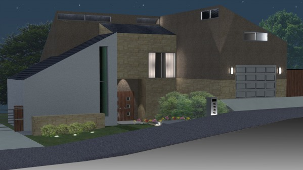 Image Design Front Elevation!
