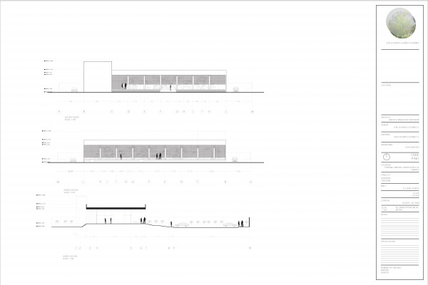 Image Facades and Section of...