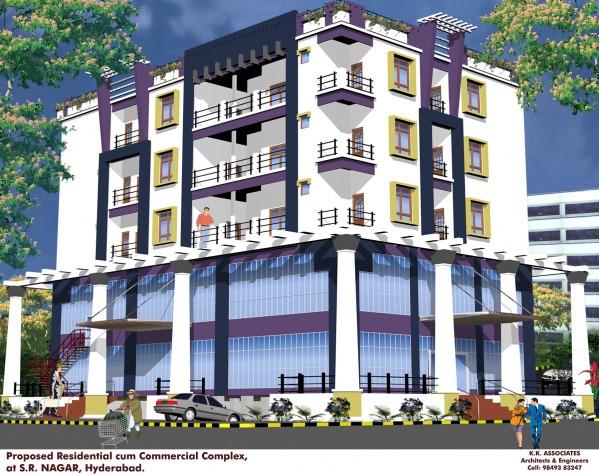 SR Nagar Commercial cu...