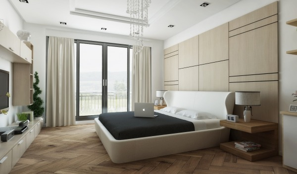 Image loft room