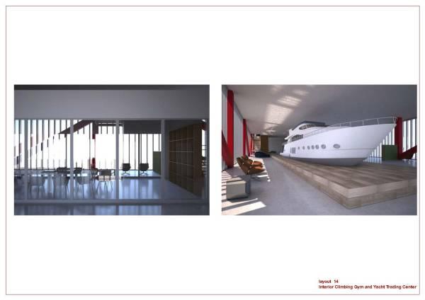 Image Interior Climbing Gym ... (2)