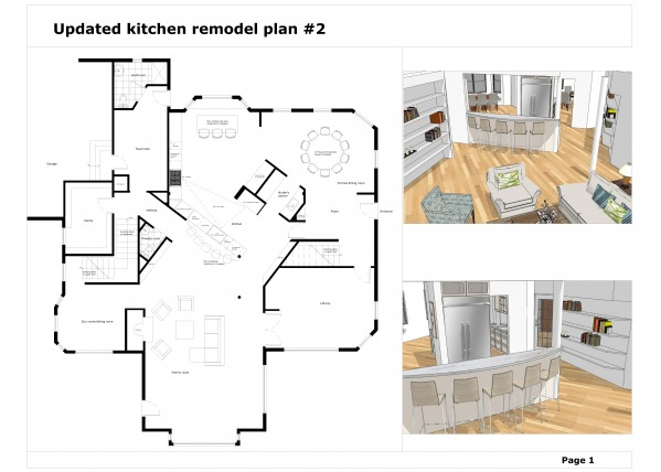 Image Updated kitchen remode... (1)