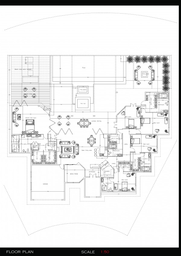Image new floor plan design ...