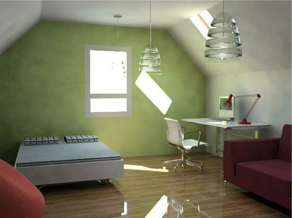 Image Converting Attic into ...