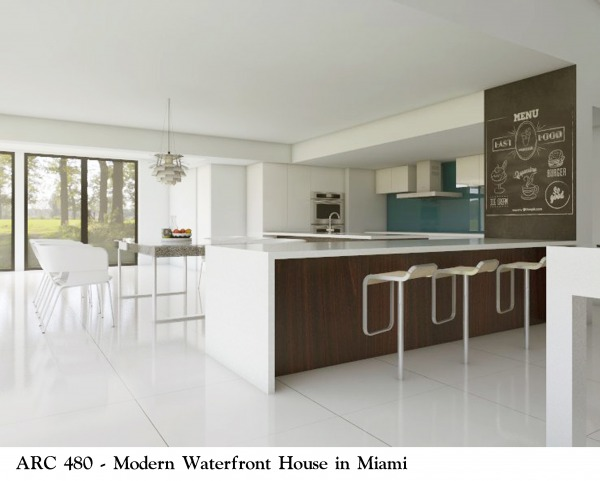 Image Modern Waterfront Hous... (2)