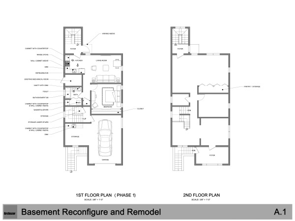 Image A1. Floor Plan