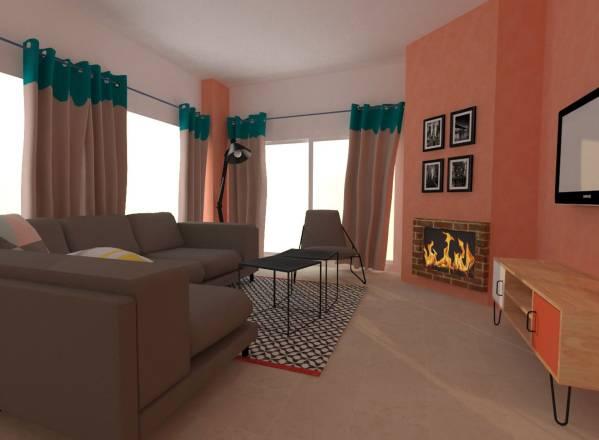 Image Danish Miami interior