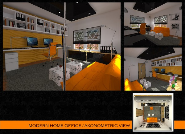 Image Modern Home Office (2)