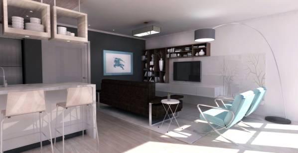 Image Renovation of flat