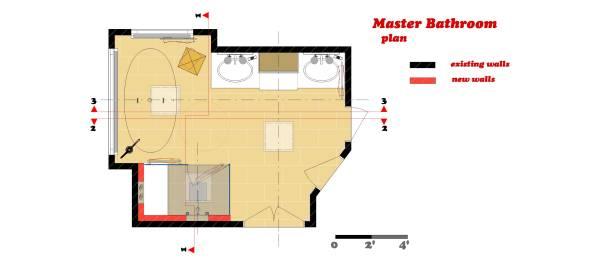 Image Bathroom Plan