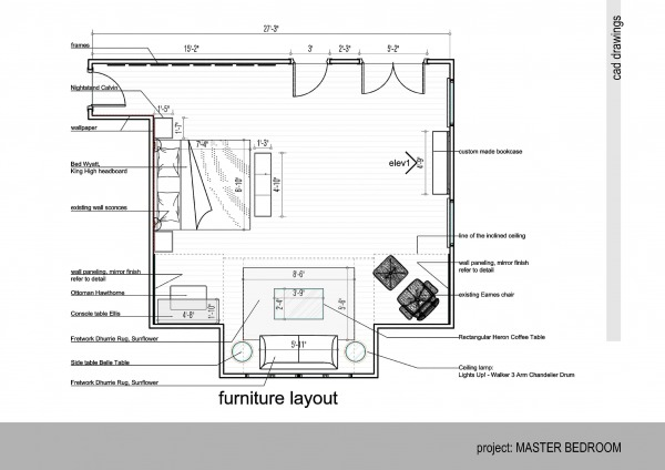 Image Master Bedroom Design (1)