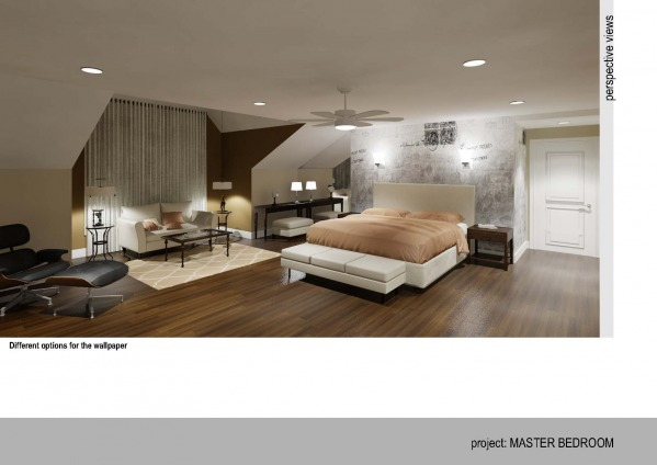 Image Master Bedroom Design (0)