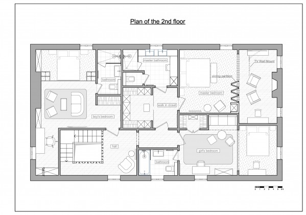 Image Plan of the 2nd floor