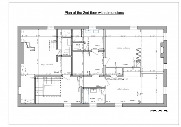 Image Plan of the 2nd floor ...