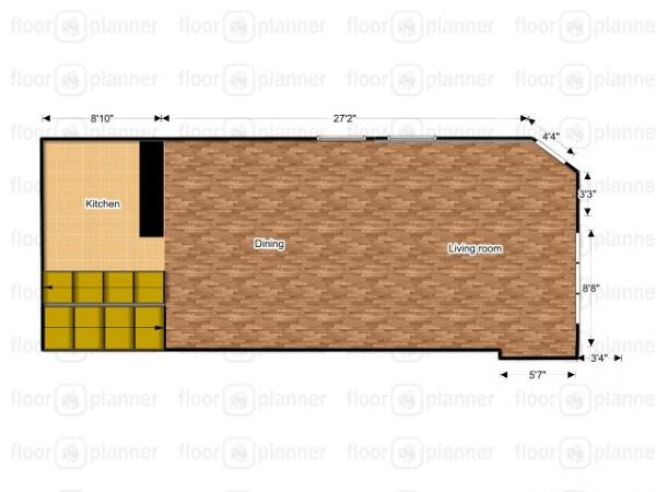 Image Floor Plan - Living/Di...