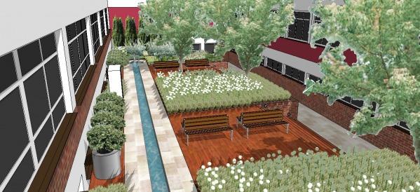 Image University's courtyard (2)